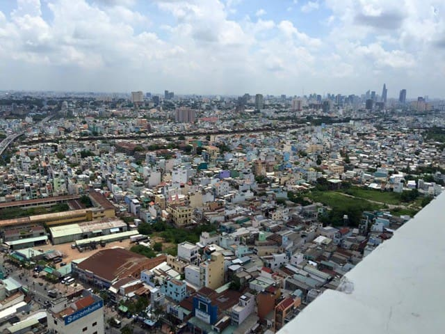 Big nice room in new penthouse - Ho Chi Minh - Apartament