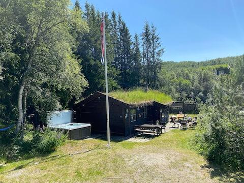 Cozy cabin in Sirdal. 45 min by car to Kjerag