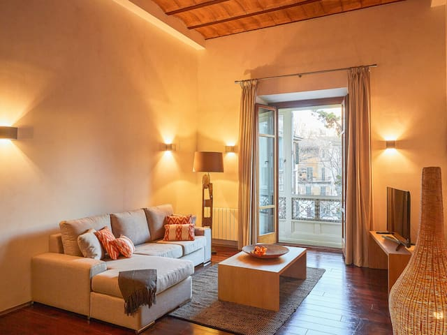 Luxury Duplex in the Heart of the City