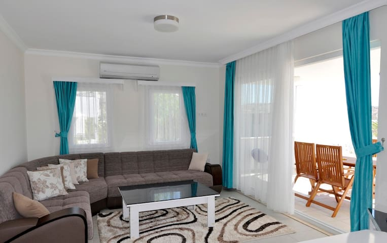 BD292-Bodrum Gumbet 1 bedroomed Flat in a complex - Bodrum - Apartment