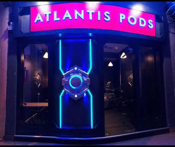 ATLANTIS PODS @ LITTLE INDIA