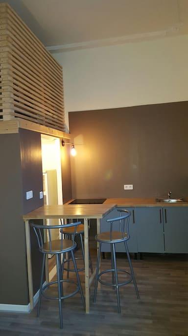charmant loft proche centre ville maisons louer colmar alsace champagne ardenne lorraine. Black Bedroom Furniture Sets. Home Design Ideas