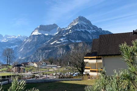 Privates Apartment beim Swiss Holiday Park