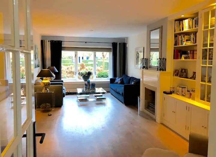 Sfeervol comfortabel huis 20 min van Amsterdam