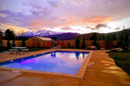 Heber Retreat-Private pool ***can be warmed up***