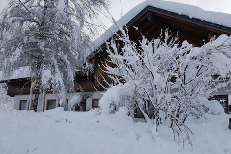 Casavacanze,Dolomiti,Wellness SPA - Sappada - Lägenhet