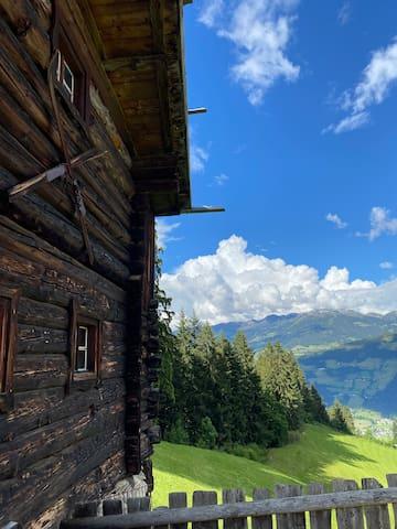 Griawanghütt'n - Bergliebe mit Weitblick
