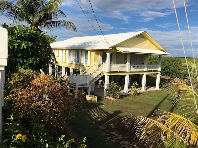 Upper Lagoon House.