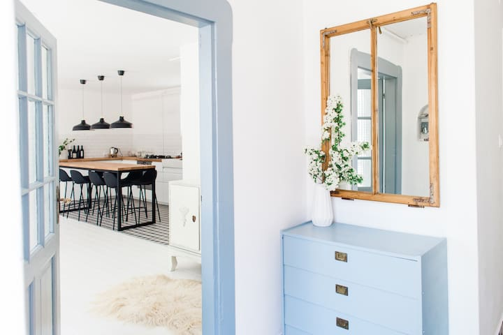 Designer holiday home at lake Balaton