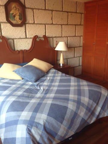 Se renta habitación para ejecutivo - Metepec