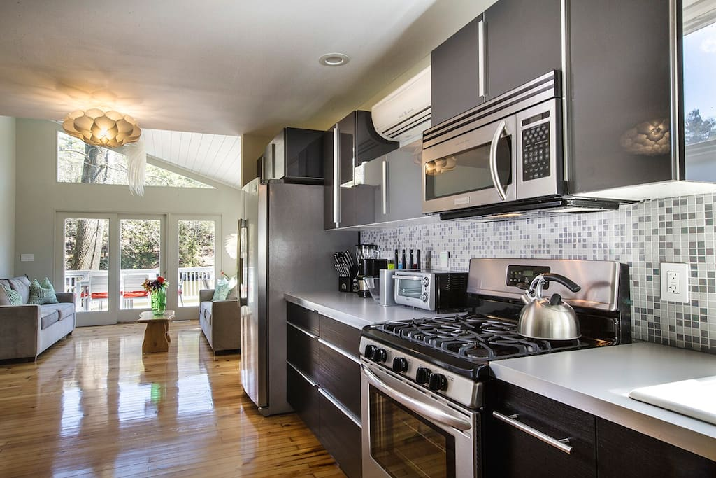 Woodstock Design Waterfront House Houses For Rent In Woodstock New York United States