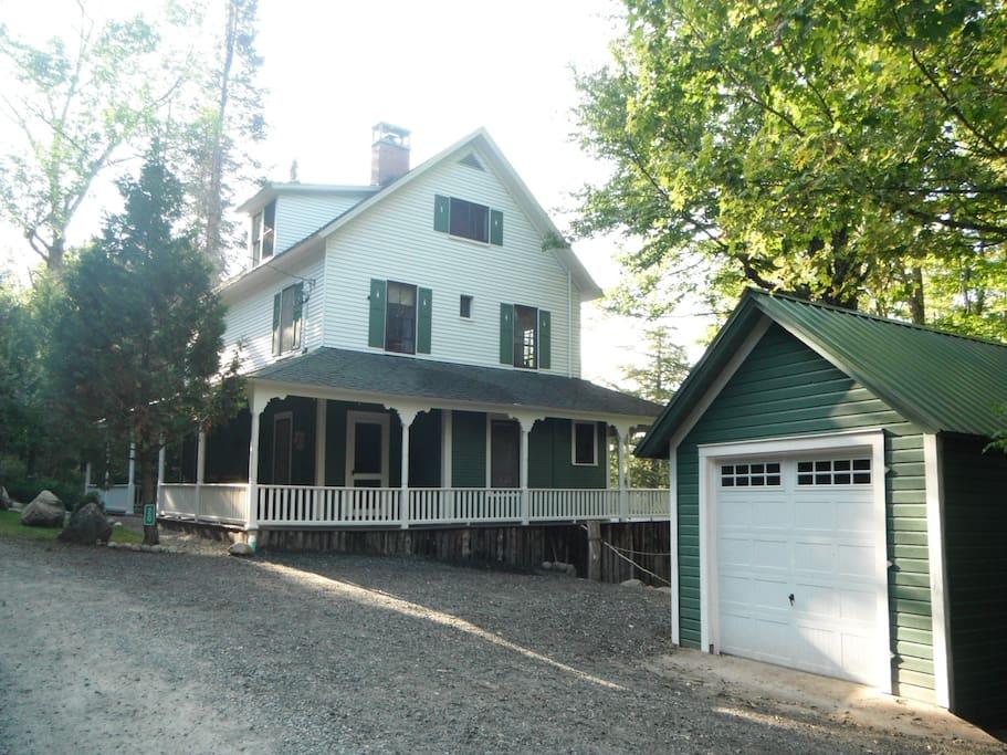 Colby Lake House
