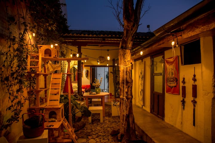 Urban House, La Antigua Charles Chaplin Room