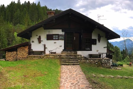 A chalet in the mountains - 5 minutes from town