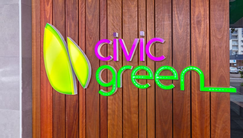 Civic Green Apartments - Two Bedroom