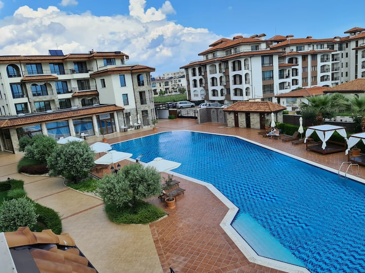 Apartment Burgas Beach Resort