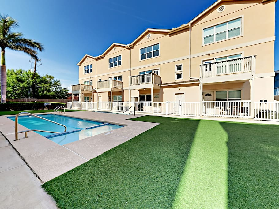 Welcome to South Padre Island! This inviting condo is professionally managed by TurnKey Vacation Rentals.