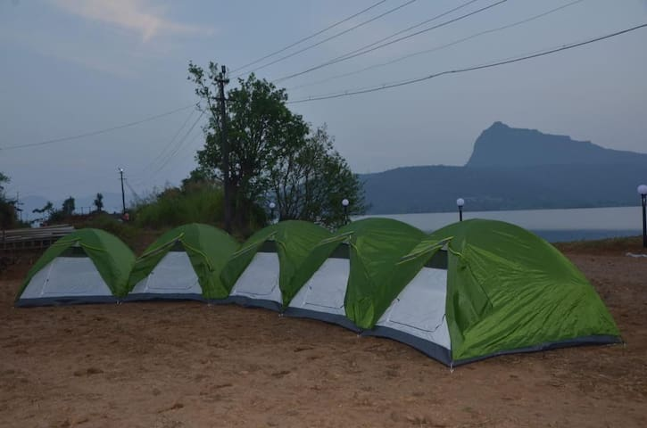 Pawna Adventure Camping --- Jovan