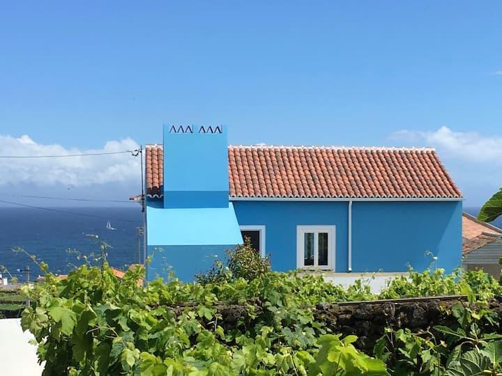 Casa do Vizinho - eine Oase der Erholung