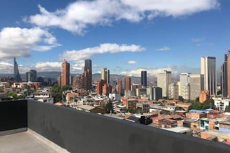 Loft near Downtown Bogotá