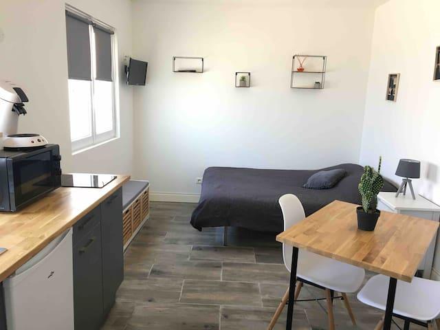 Studio Béziers Cactus 🌵