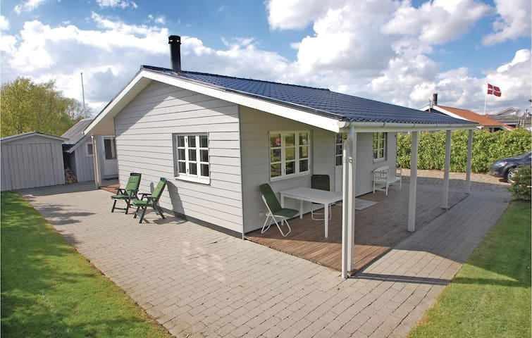 Holiday cottage with 2 bedrooms on 62m² in Haderslev
