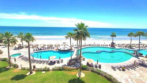 New! Beachfront|SonoranSeaResort|HeatedPool410E