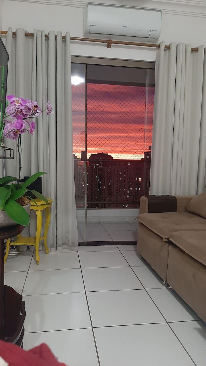 Lindo Apartamento setor Bueno, bem localizado.