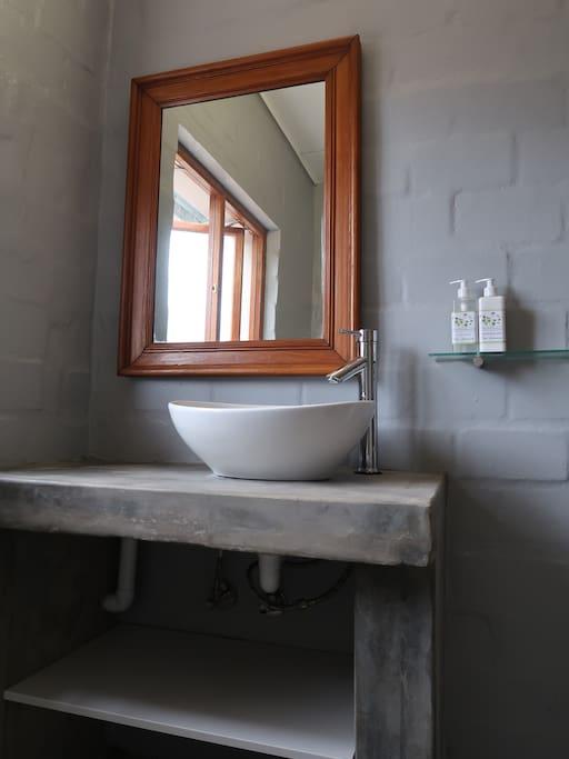 Bathroom. Studio 1