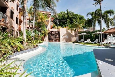 Ocean View 3 bedroom / 3 bathroom - FREE WiFi - 棕榈湾 - 公寓