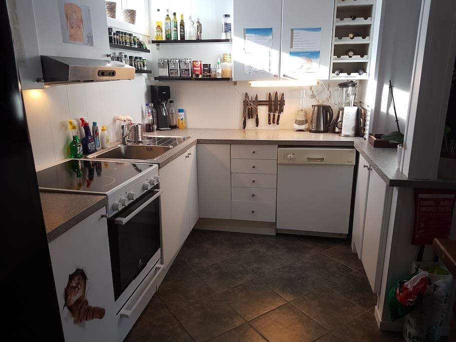 Kjøkkenet bilde 1 av 2