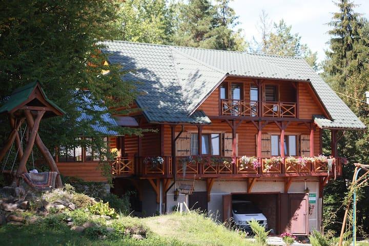 Panske Guest House - Kosiv