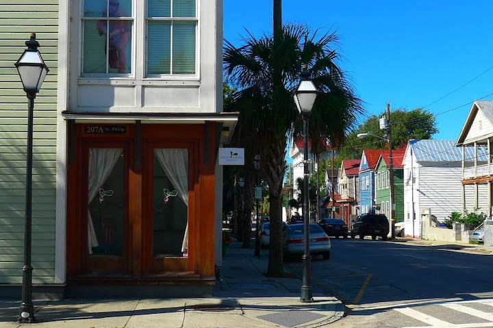 Centrally Located Apartment in Downtown Charleston