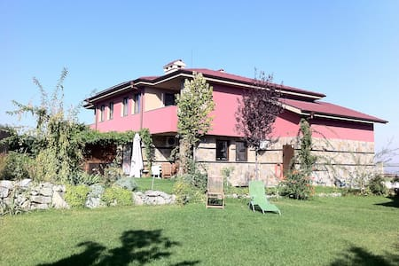 Villa BV Plovdiv - Belashtitsa - Dům