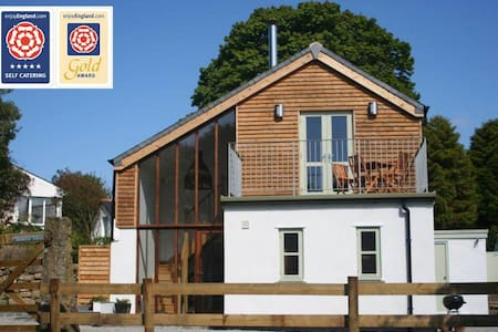 The Old Dairy visitEngland 5star Gold award winner - Godolphin Cross - Rumah