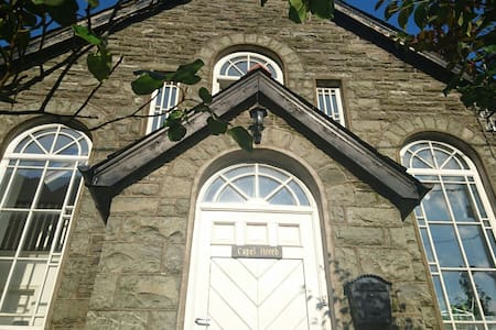 Welsh Chapel in the mountains - Dom