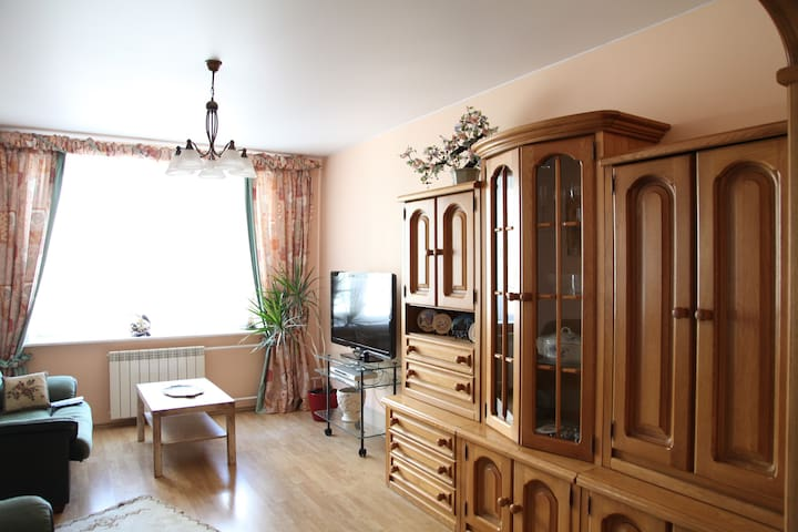 Апартаменты в районе ВДНХ - Moskva - Daire