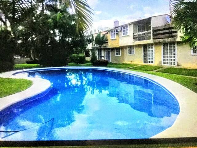 Vacation house in Ixtapa