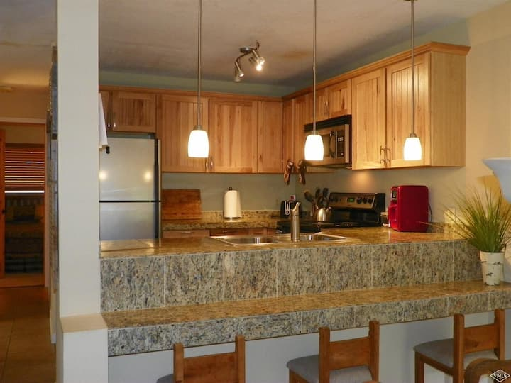 2br/2ba - on Vail Bus Route