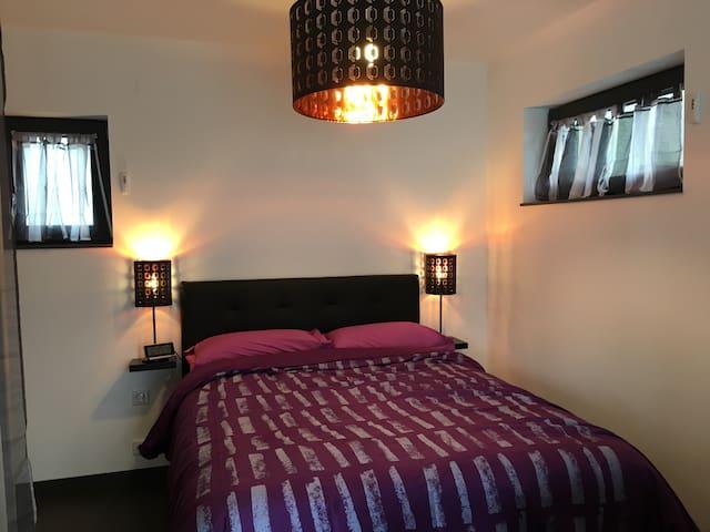 Superbe studio neuf, 2 adult 2 enf - Hilsenheim  - Apartamento
