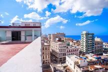 DeLuxe PentHouse with OceanView, in Havana Center