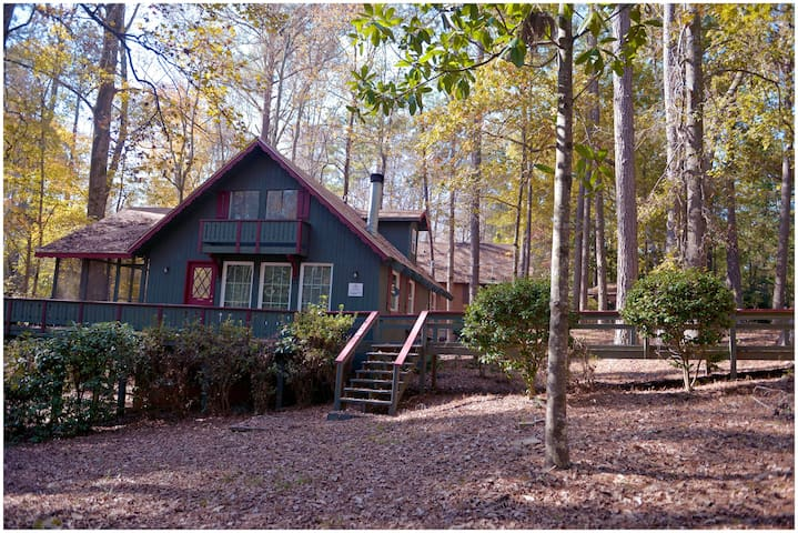 Pine Mountain Club Chalets - Offlake Three Bedroom #71 - Pet Friendly