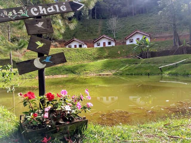 Chalé de Montanha n°3 - Estância Vale da Lua