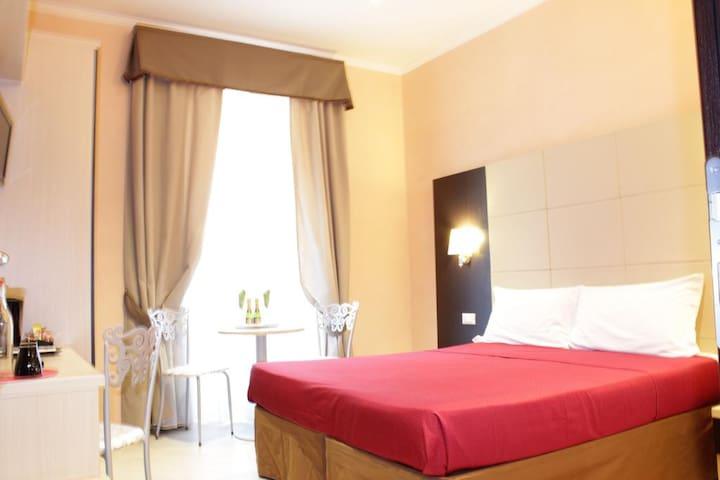 Candia Inn Vatican Comfy room