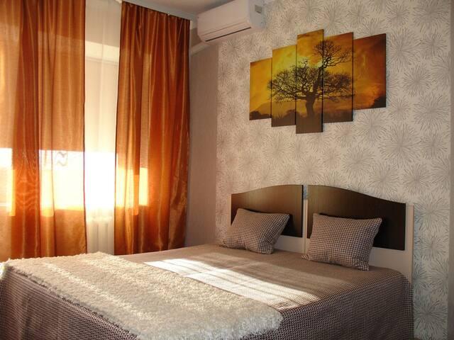Квартира для уютного семейного проживания