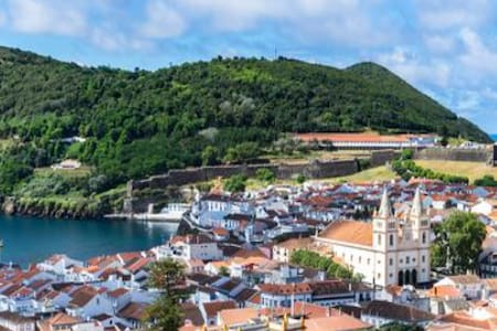 City Center of Angra do Heroísmo