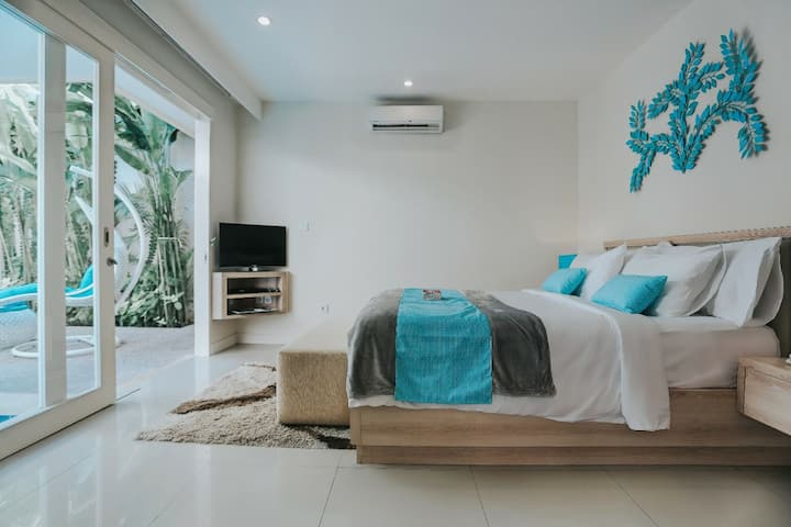 One Bedroom Private Pool Villa (Room Only)