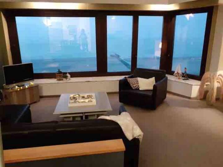 Appartement vue sur mer étage 9/1