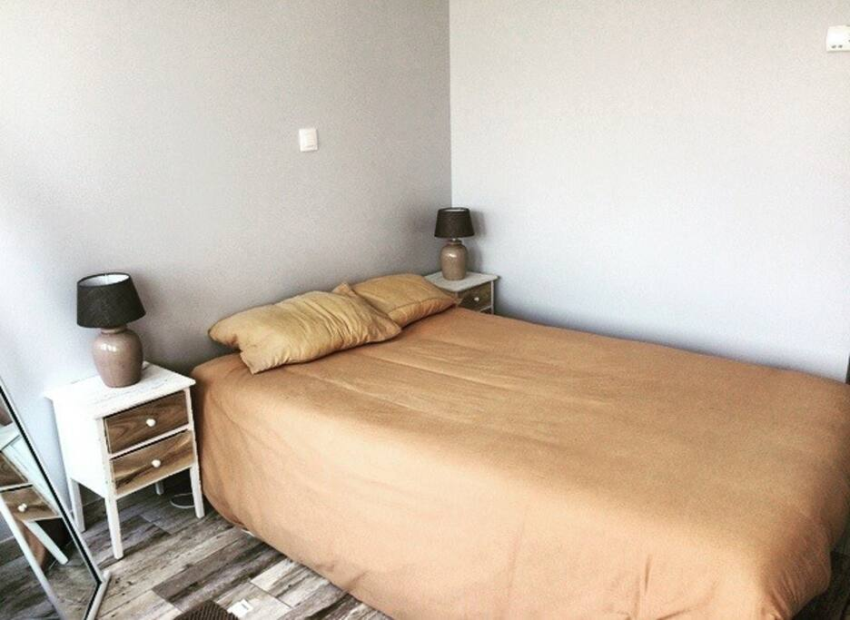chambre salle de bain priv e au centre du mans apartments for rent in le mans pays de la. Black Bedroom Furniture Sets. Home Design Ideas