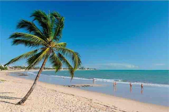 Aconchego na Beira Mar de Manaíra!!
